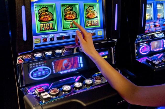 все о том как нужно играть в автоматах в казино лас вегаса