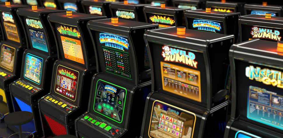 игровые автоматы легализация